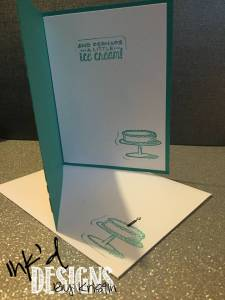 BIRTHDAY CAKE CARD 1 (INSIDE)