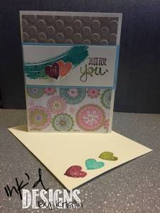 Just for You Card (ETSY)